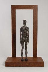Your own choice - Size (cm): 60x30x99 - metal sculpture