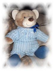 Bernd im Schlafanzug