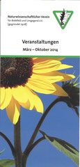Programm März 2014 - Oktober 2014