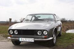 Ein schöner grauer Ford OSI aus Berlin ohne silberne Front