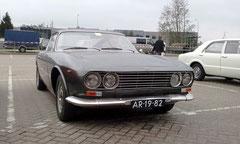 Ein schöner grauer Ford OSI aus Holland (ursprünglich ZRE)