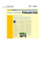 Unser Ostufer, Ausgabe 32, Juli 2012 - Sommerferien in Gaarden
