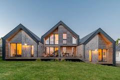 Photographie d'architecture - Habitation à Baden - Morbihan
