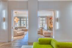 Photographie d'architecture - Appartement à Paris - Ile de France