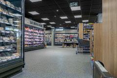 Photographie d'architecture - Commerce à Saint-André-des-Eaux