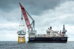 EDF RENOUVELABLES - CAPA ENTREPRISES - Installation d'une sous-station - Parc éolien offshore de Guérande