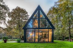 Photographie d'architecture - Maison - Herbignac - Loire Atlantique - Architecte : POUTIER ARCHITECTURES