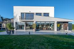 Photographie d'architecture - Maison individuelle  à La Baule - Loire Atlantique