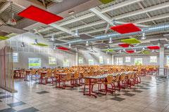Photographie d'architecture - Collège St-Blaise à Vertou - Loire Atlantique - Architecte : AM ARCHITECTURE & INTERIEUR