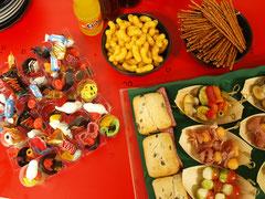 ELA EIS Kindergeburtstag, Teenager-Party, Junggesellinnenabschied Candy Box