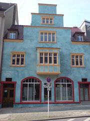 Fassade Straßenseite nachher
