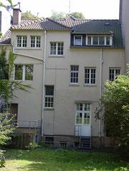 Fassade Gartenseite vorher