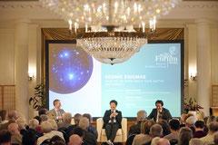 """Max-Planck-Forscher diskutieren in der jap. Botschaft über """"Cosmic Enigmas"""""""