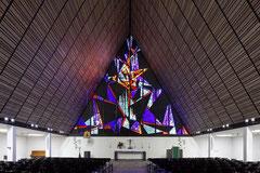 Dietrich-Bonhoeffer-Kirche Hamburg, Otto Andersen, 1965-1966