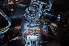 Elektronenspeicherring BESSY II - Detail
