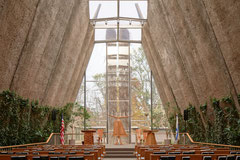 Temple Sinai, Rochester, New York, James H. Johnson, 1967