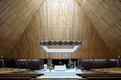 St. Peter und Paul Freiburg, Günter Willmann, 1967-1969