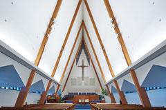 Trinity Presbyterian Church Spring Valley, Kalifornien, Culver Heaton 1961