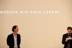 Plakative Themen dominieren die Max Planck Science Talks