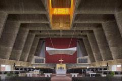 St. John´s Abbey Collegeville, Minnesota, Marcel Breuer, 1958-1961
