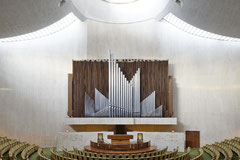17.  Church of Christ, Scientist Chicago, Illinois, Harry Weese, 1968