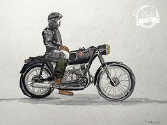 Motor Circus Atelier BMW by Marko Kramer