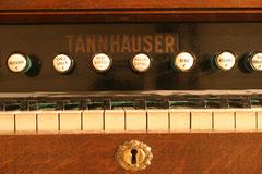 Harmonium (Detail) (Foto: Johannes Scherzer)
