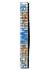 """Thomas Girbl """"Wavelength 205"""" 25x205cm 2015"""