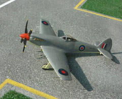 Seafang model by Gordon Stevens