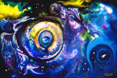 Gottes Auge ist überall
