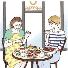 フランスの紅茶文化
