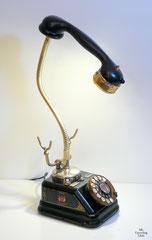 Nordlicht (Antikes Telefon aus Dänemark)