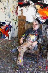 Jos van den Berg - kunstenaar (commisioned)
