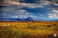 "Bild: mountain in the Brooks Range, Arctic Wildlife Refuge, Alaska, ""in the middle of nowhere""; www.2u-pictureworld.de"