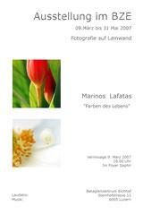 Lafatas Photography & Print, Birrwil - Flyer