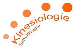 Kinesiologie Scheidegger, Wangen b. Olten: Logo