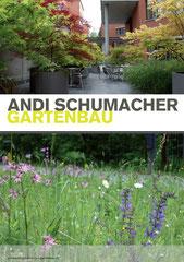 Andi Schumacher Gartenbau GmbH, Aarau Rohr: Image-Broschüre