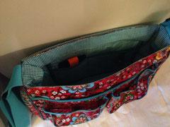 Handtasche mit vielen Überraschungen