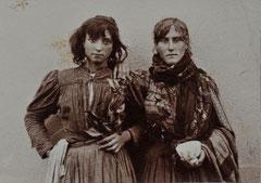 Sintiza, wohl bei Wittendorf, wohl zwischen 1894 und 1924, Bildrechte privat, alle Rechte vorbehalten!