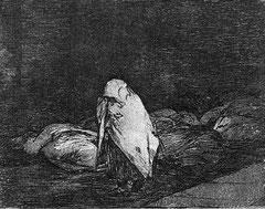 Francisco Goya: Los Desatres de la Guerra, public domain