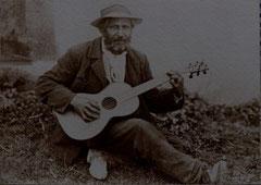 Sinto, wohl bei Wittendorf, wohl zwischen 1894 und 1924, Bildrechte: Peter Reinhardt, alle Rechte vorbehalten!