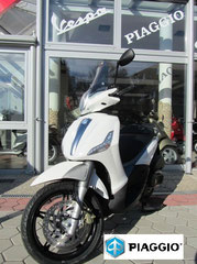 Beverly 350 i.e. SportTouring mit ABS/ASR