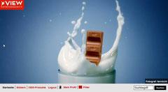 Milchbäder eine Wohltat...
