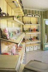 Rayonnage Boutique à Bonbons