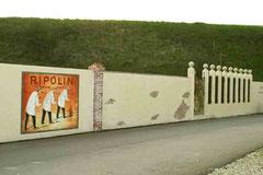 Festyland - Le mur de l'Entrée Thématisé