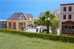 Maquette - La boutique à bonbons - Parc Festyland