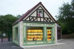 Festyland - La boutique à bonbons agencée et terminée