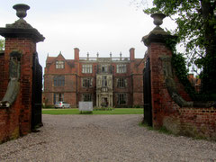 Castle Bromwich Hall; local people often call it 'Lady Bradford's'.