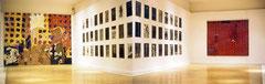 """""""Guerre à la tristesse"""" musée P.A.B   1996 / 1997"""