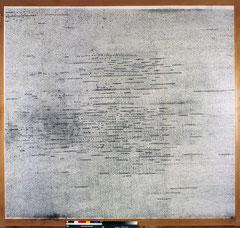 Les herbes folles  210 x 230 cm  1999